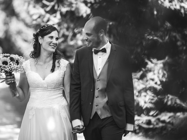 Le mariage de Bastien et Charline à Vétraz-Monthoux, Haute-Savoie 29