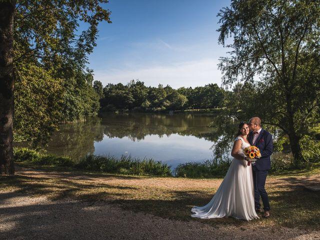 Le mariage de Bastien et Charline à Vétraz-Monthoux, Haute-Savoie 30