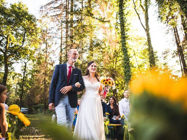 Le mariage de Bastien et Charline à Vétraz-Monthoux, Haute-Savoie 32