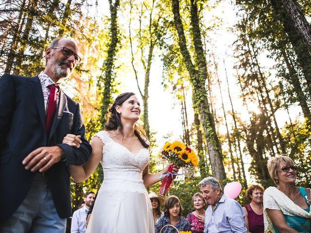 Le mariage de Bastien et Charline à Vétraz-Monthoux, Haute-Savoie 1