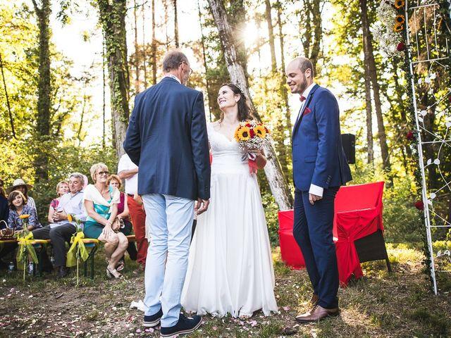Le mariage de Bastien et Charline à Vétraz-Monthoux, Haute-Savoie 34