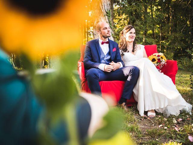 Le mariage de Bastien et Charline à Vétraz-Monthoux, Haute-Savoie 35