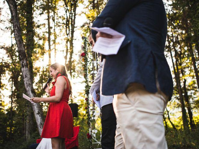 Le mariage de Bastien et Charline à Vétraz-Monthoux, Haute-Savoie 41