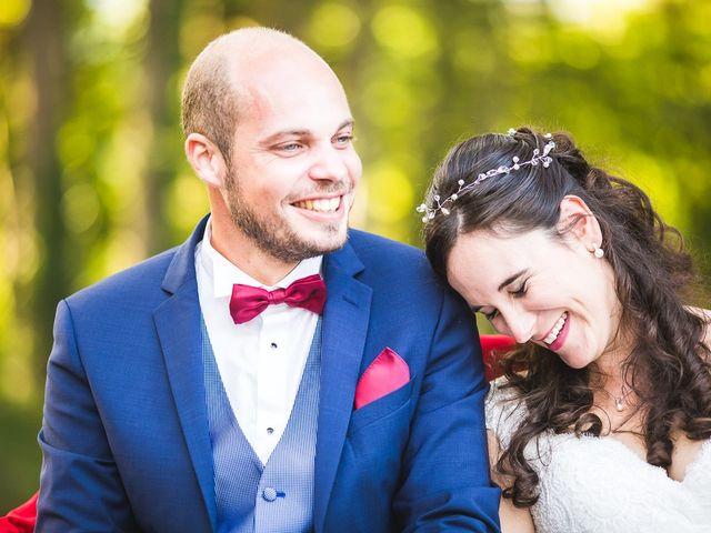 Le mariage de Bastien et Charline à Vétraz-Monthoux, Haute-Savoie 42