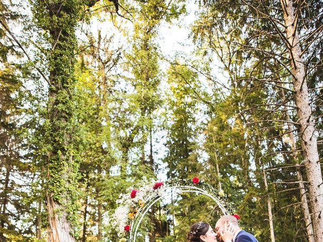 Le mariage de Bastien et Charline à Vétraz-Monthoux, Haute-Savoie 44