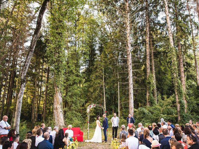 Le mariage de Bastien et Charline à Vétraz-Monthoux, Haute-Savoie 45