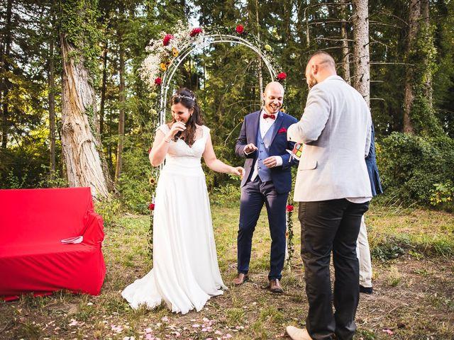 Le mariage de Bastien et Charline à Vétraz-Monthoux, Haute-Savoie 48