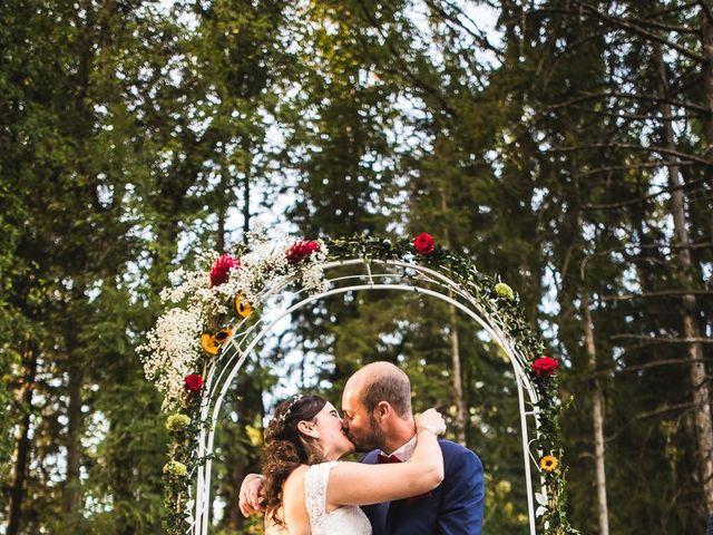 Le mariage de Bastien et Charline à Vétraz-Monthoux, Haute-Savoie 50