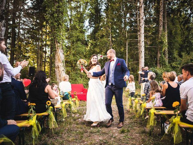Le mariage de Bastien et Charline à Vétraz-Monthoux, Haute-Savoie 51