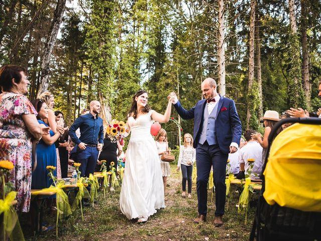 Le mariage de Bastien et Charline à Vétraz-Monthoux, Haute-Savoie 52