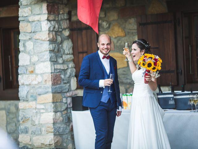 Le mariage de Bastien et Charline à Vétraz-Monthoux, Haute-Savoie 56