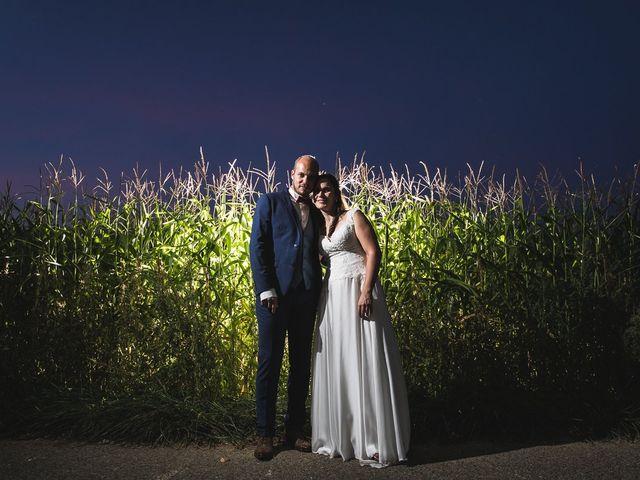 Le mariage de Bastien et Charline à Vétraz-Monthoux, Haute-Savoie 60