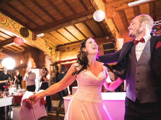 Le mariage de Bastien et Charline à Vétraz-Monthoux, Haute-Savoie 64