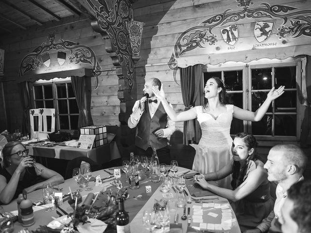 Le mariage de Bastien et Charline à Vétraz-Monthoux, Haute-Savoie 65
