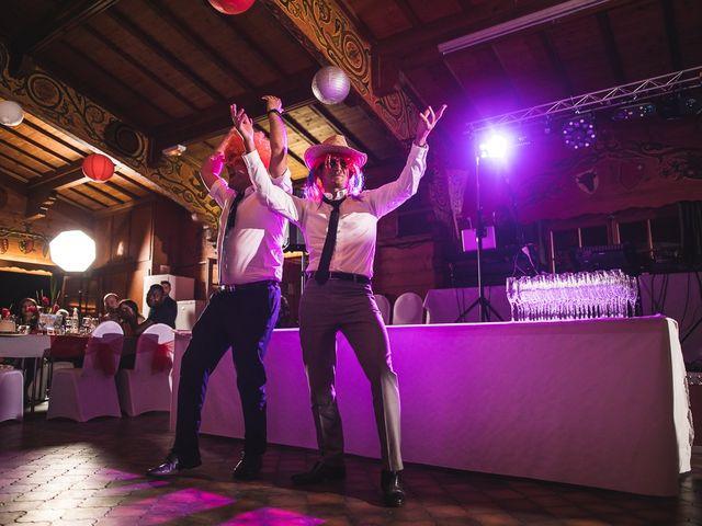 Le mariage de Bastien et Charline à Vétraz-Monthoux, Haute-Savoie 66