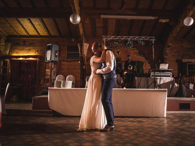 Le mariage de Bastien et Charline à Vétraz-Monthoux, Haute-Savoie 72