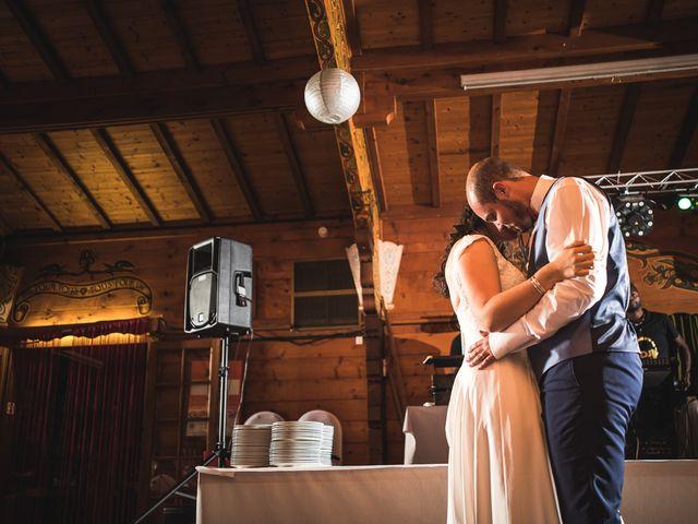 Le mariage de Bastien et Charline à Vétraz-Monthoux, Haute-Savoie 73
