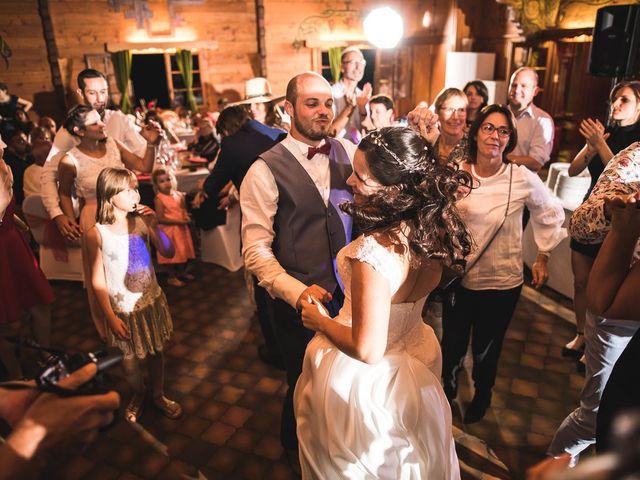 Le mariage de Bastien et Charline à Vétraz-Monthoux, Haute-Savoie 75