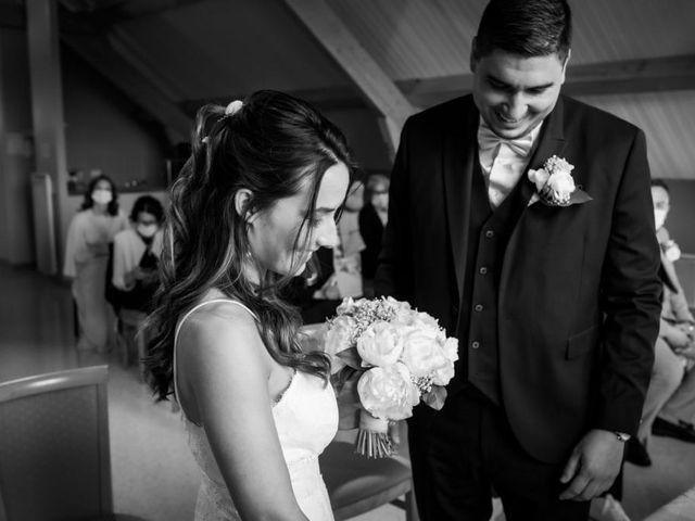 Le mariage de David et Melanie à Morsang-sur-Seine, Essonne 7