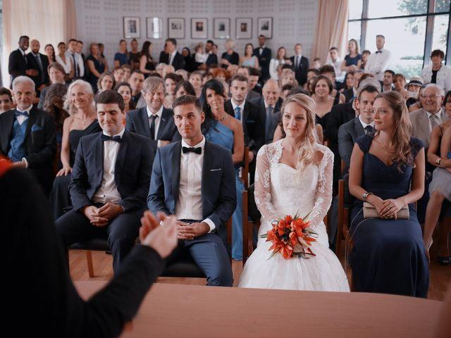 Le mariage de Damien et Christelle à Fontenay-Trésigny, Seine-et-Marne 13
