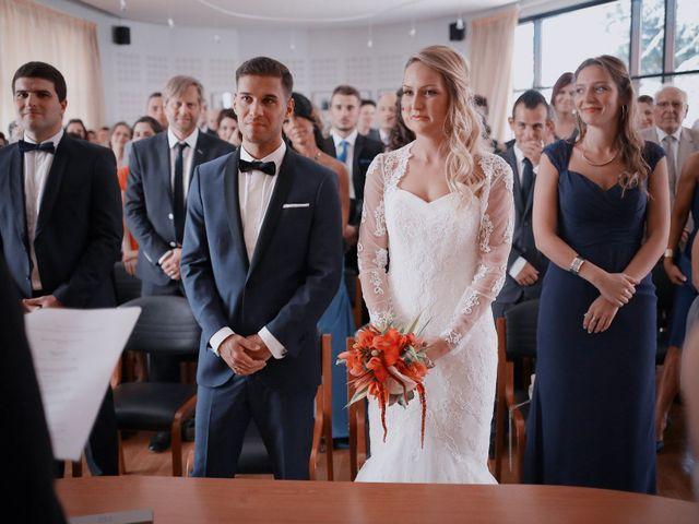 Le mariage de Damien et Christelle à Fontenay-Trésigny, Seine-et-Marne 16