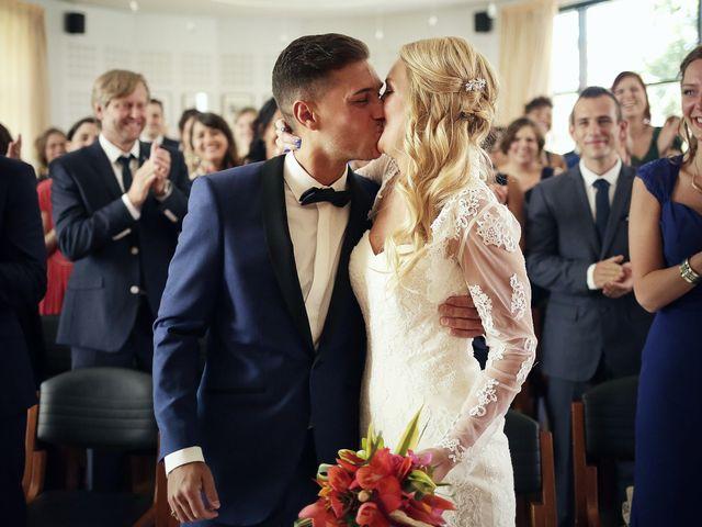Le mariage de Damien et Christelle à Fontenay-Trésigny, Seine-et-Marne 17