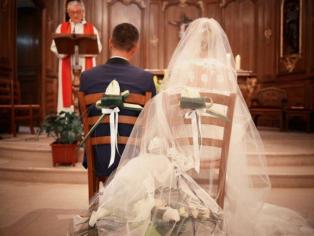 Le mariage de Damien et Christelle à Fontenay-Trésigny, Seine-et-Marne 23