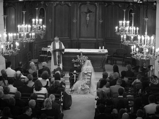 Le mariage de Damien et Christelle à Fontenay-Trésigny, Seine-et-Marne 24