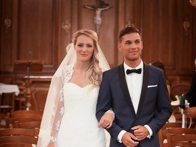 Le mariage de Damien et Christelle à Fontenay-Trésigny, Seine-et-Marne 28