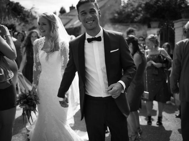 Le mariage de Damien et Christelle à Fontenay-Trésigny, Seine-et-Marne 1