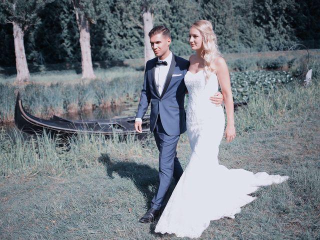 Le mariage de Damien et Christelle à Fontenay-Trésigny, Seine-et-Marne 33