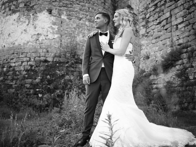 Le mariage de Damien et Christelle à Fontenay-Trésigny, Seine-et-Marne 34