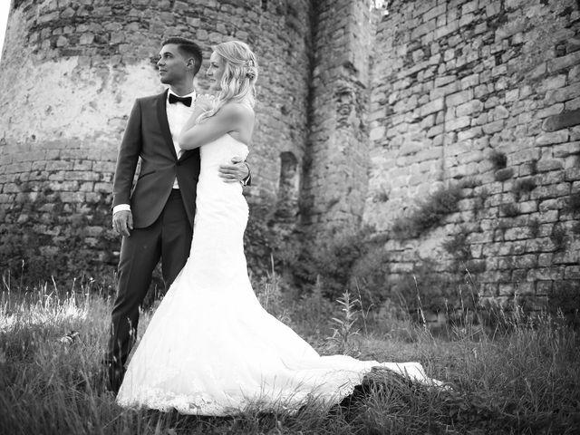 Le mariage de Damien et Christelle à Fontenay-Trésigny, Seine-et-Marne 35