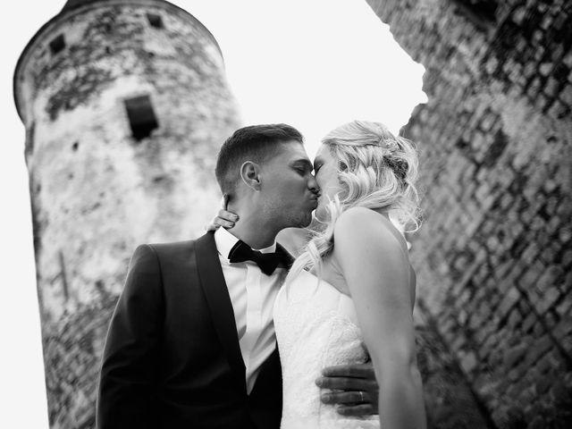 Le mariage de Damien et Christelle à Fontenay-Trésigny, Seine-et-Marne 36
