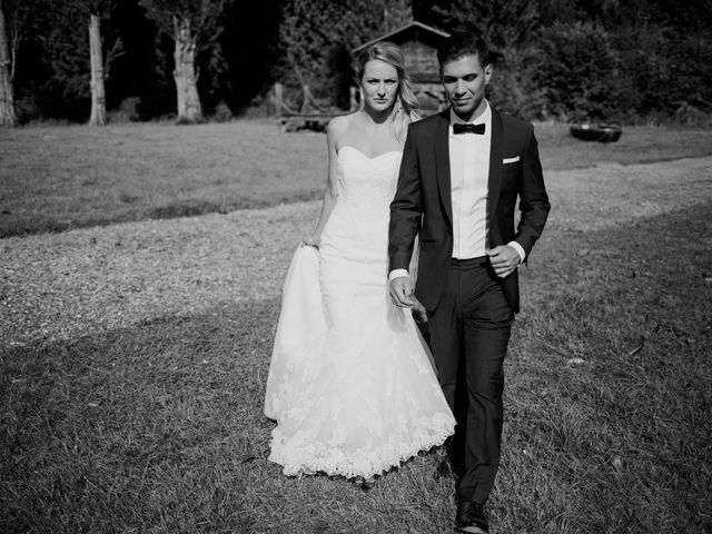 Le mariage de Damien et Christelle à Fontenay-Trésigny, Seine-et-Marne 41