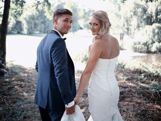 Le mariage de Damien et Christelle à Fontenay-Trésigny, Seine-et-Marne 43