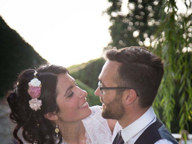 Le mariage de François et Isabelle à Mer, Loir-et-Cher 5