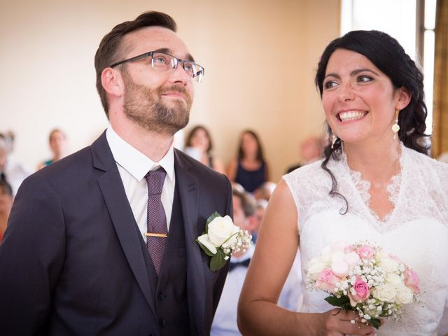 Le mariage de Isabelle et François