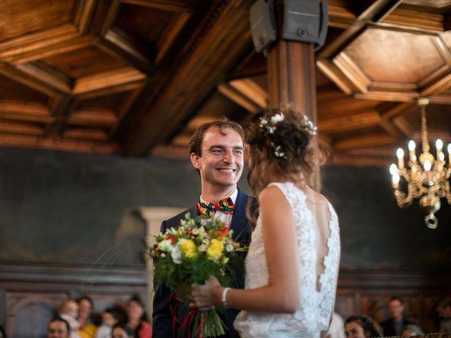 Le mariage de Damien et Laure à Wattwiller, Haut Rhin 15