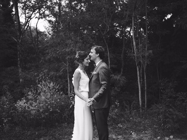 Le mariage de Damien et Laure à Wattwiller, Haut Rhin 1