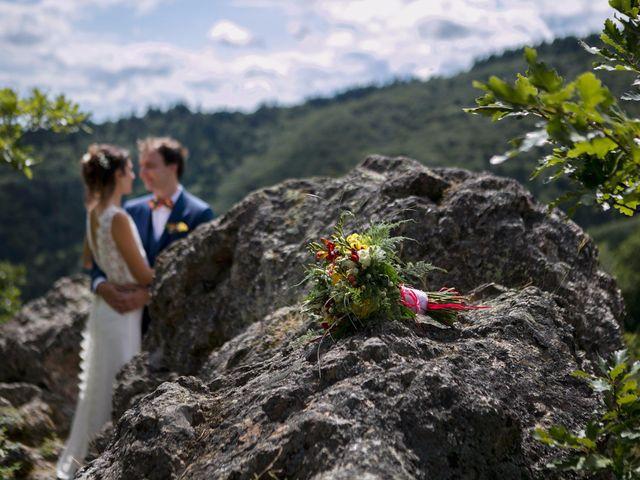 Le mariage de Damien et Laure à Wattwiller, Haut Rhin 18