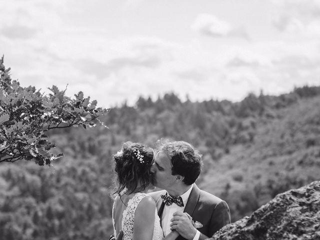 Le mariage de Damien et Laure à Wattwiller, Haut Rhin 19