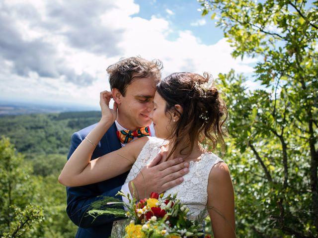 Le mariage de Damien et Laure à Wattwiller, Haut Rhin 21