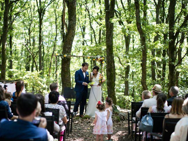 Le mariage de Damien et Laure à Wattwiller, Haut Rhin 24