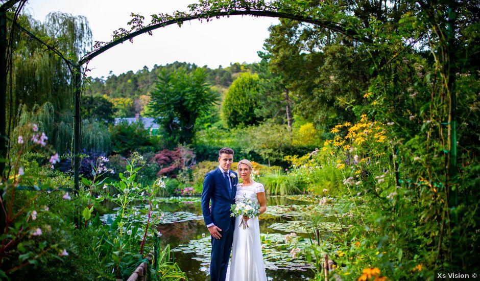 Le mariage de Léa et Charles à Giverny, Eure
