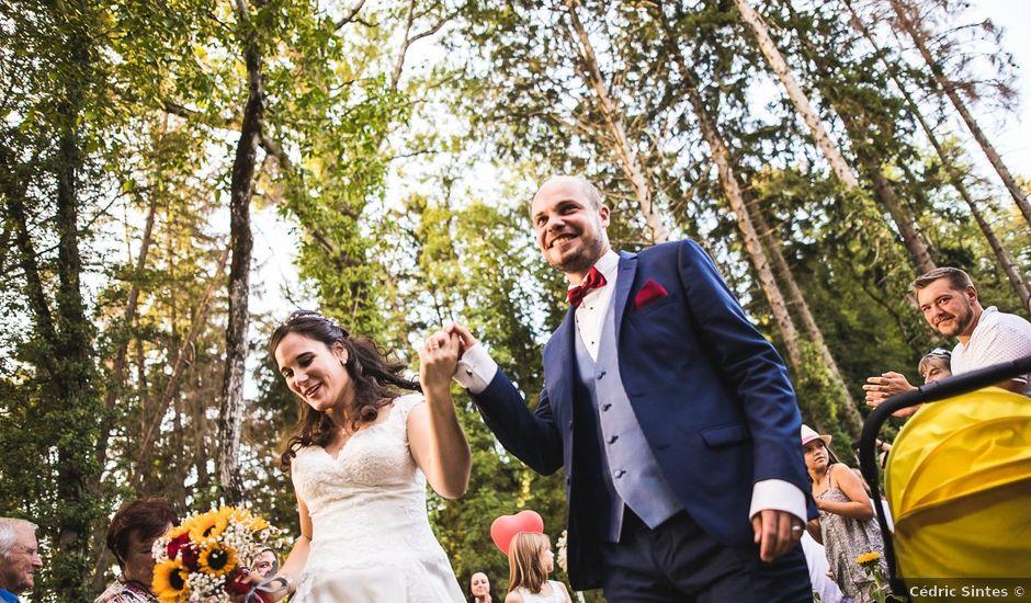 Le mariage de Bastien et Charline à Vétraz-Monthoux, Haute-Savoie