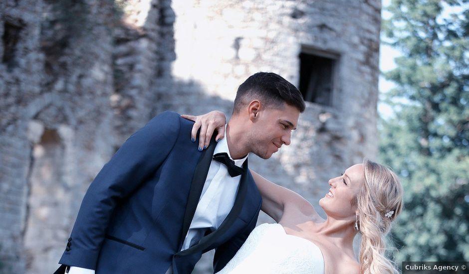 Le mariage de Damien et Christelle à Fontenay-Trésigny, Seine-et-Marne