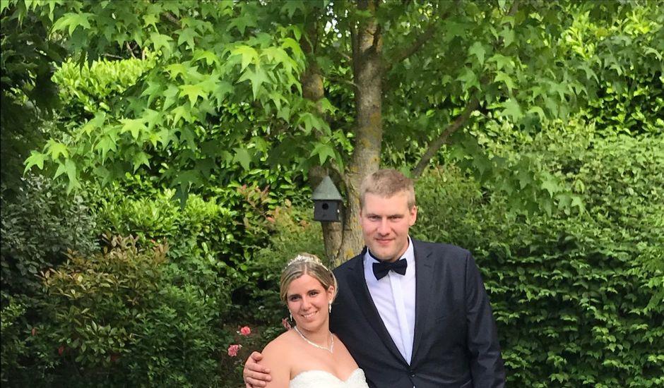 Le mariage de Rudy  et Fanny à Marchiennes, Nord