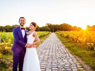 Le mariage de Jenny et Romain