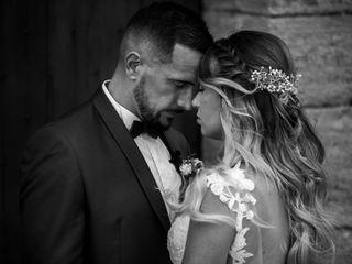 Le mariage de Jessica et David